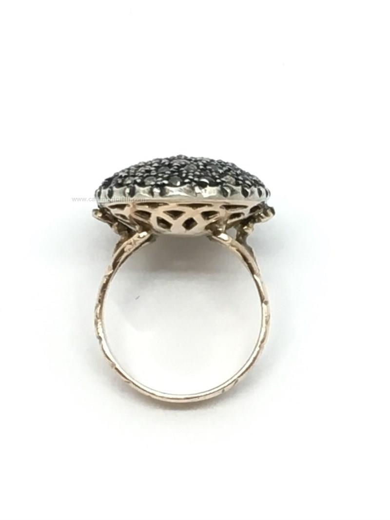comprare popolare 589b0 08fa2 Casano gioielli Anello Donna stile antico