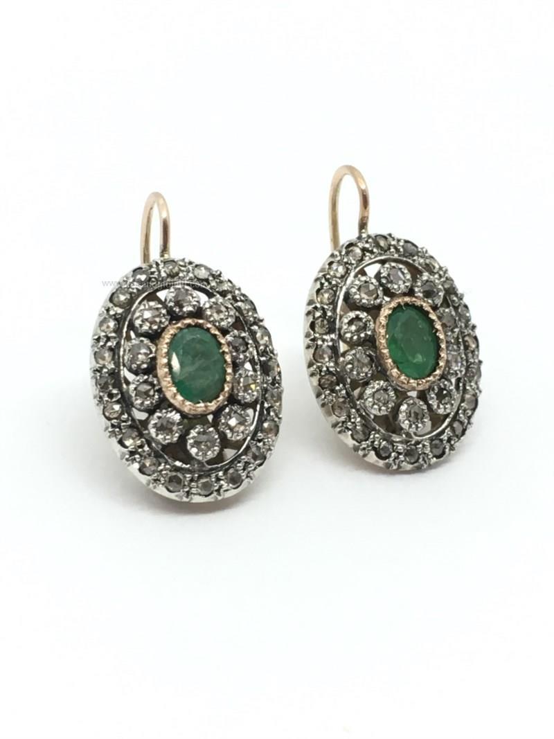 qualità affidabile marchio popolare stati Uniti Casano gioielli Orecchini Donna stile antico